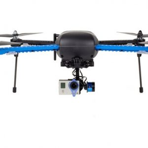 3DR IRIS+ for gopro – with landing gear