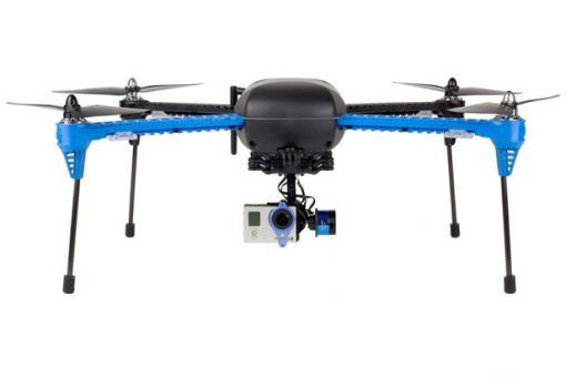 3DR IRIS+ for gopro - with landing gear