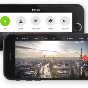 3DR Solo – app controller