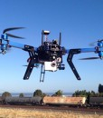 3DR X8 ag drone