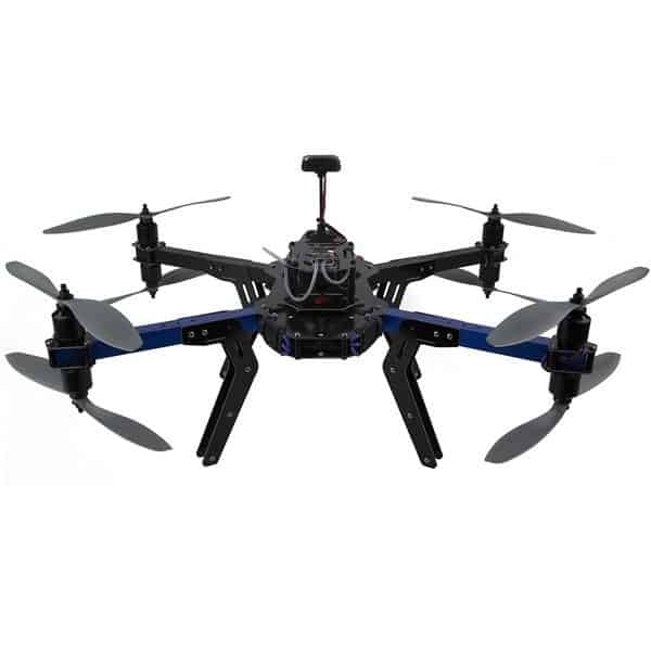 3DR X8+ front view