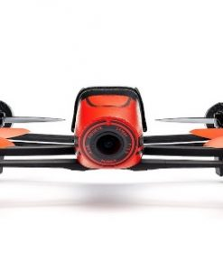 AR Parrot Bebop RED - front view