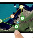 AR Parrot Bebop – app waypoint control