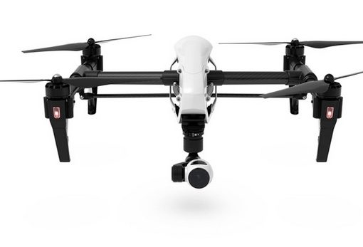 DJI Inspire 1 - front view 2