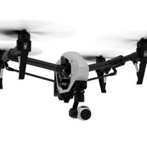 DJI Inspire 1 – front view action shot
