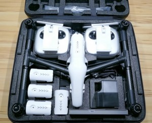 DJI Inspire 1 - travel case