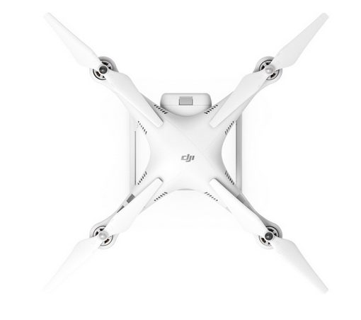 DJI Phantom 3 Advanced - top view