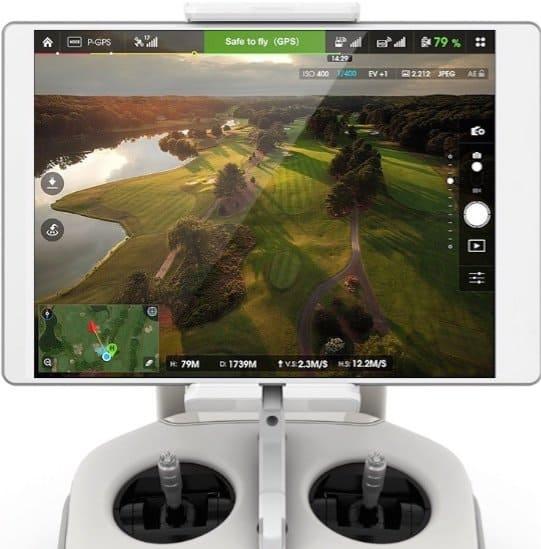 DJI Pilot app Phantom 3