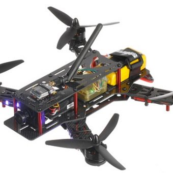 Storm Type A RTF FPV Racing Drone