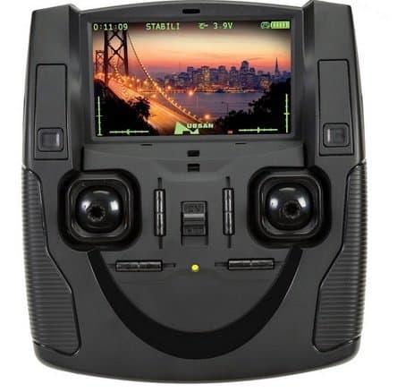 Hubsan H107D X4 Quadcopter - controller