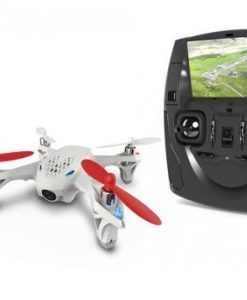 Hubsan H107D X4 Quadcopter - white color