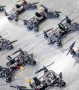 Lumenier QAV250 G10 RTF Racing Drone – bunch of racers lined up
