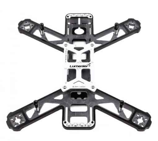 Lumenier QAV250 G10 RTF Racing Drone - frame