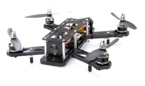 Lumenier QAV250 G10 RTF Racing Drone - front view