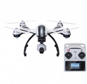 Yuneec Q500 Typhoon - aircraft and controller