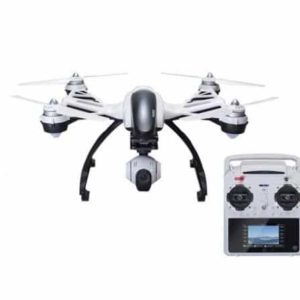 Yuneec Q500 Typhoon – aircraft and controller