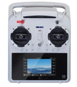 Yuneec Q500 Typhoon - controller