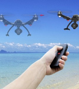 Yuneec Wizard stick drone flight controller