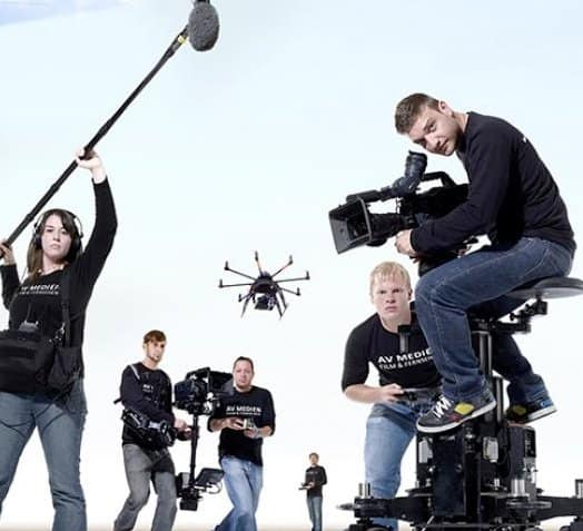 best drone for professional film and video