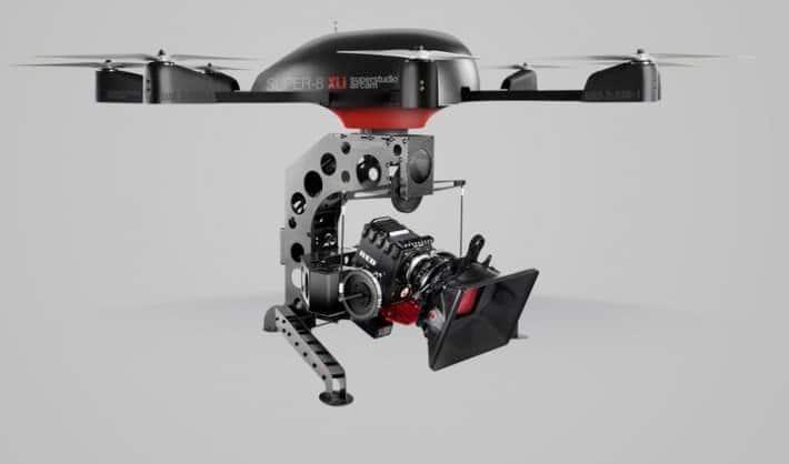 pro film drone rig