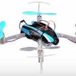 Blade Nano QX RTF quad with FPV Goggles
