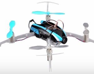 Blade Nano mini quadcopter - hobbytron front view