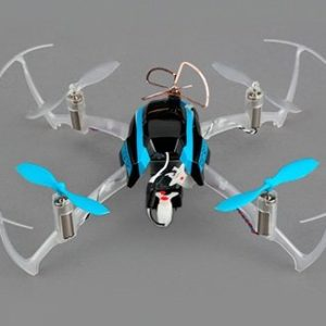 Blade Nano mini quadcopter – hobbytron top view