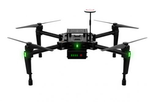 DJI M100 Matrice Commercial Drone - front view