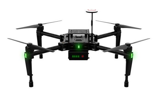 DJI M100 Commercial Drone - front view