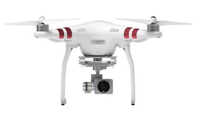test drone avis