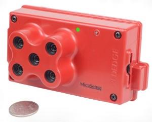 AgEagle RAPID - MicaSense multispectral sensor