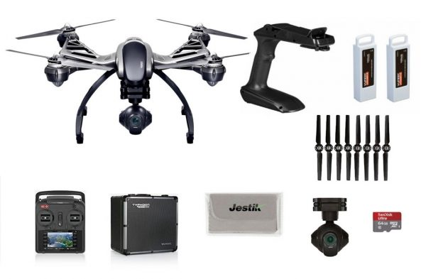 Yuneec Q500 4K Typhoon - amazon full kit