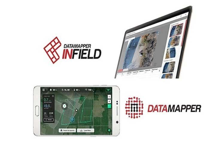 Agriculture drone buyers guide - DJI Smarter Farming package - InField and Datamapper