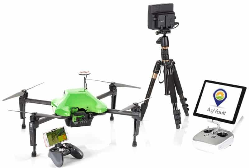 Agriculture drone buyers guide - Sentera Omni Ag full kit