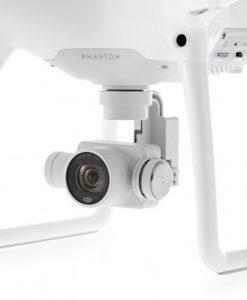 DJI Phantom 4 - camera and gimbal