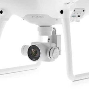 DJI Phantom 4 – camera and gimbal