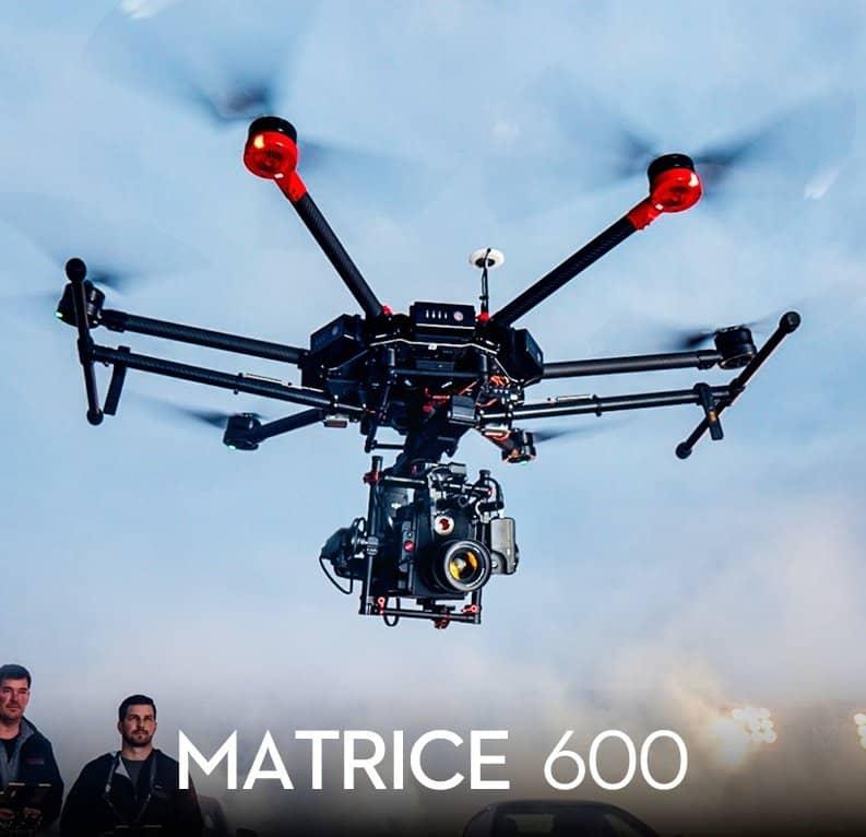 DJI M600 - cover shot