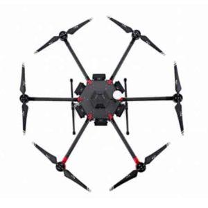 DJI M600 – hex rotor design