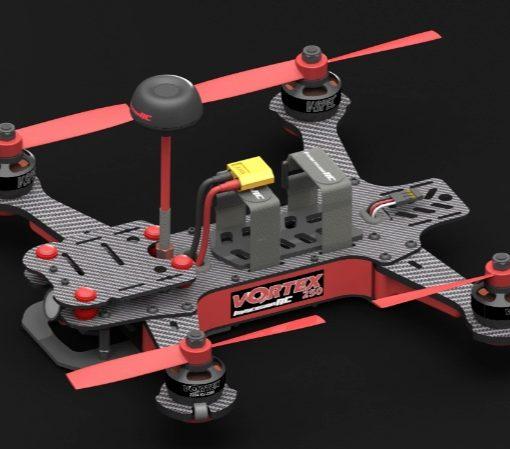 Vortex 250 PRO - Carbon Fiber frame
