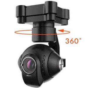 Yuneec Typhoon H – 360 degree camera