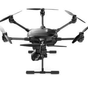 Yuneec Typhoon H – side view on ground