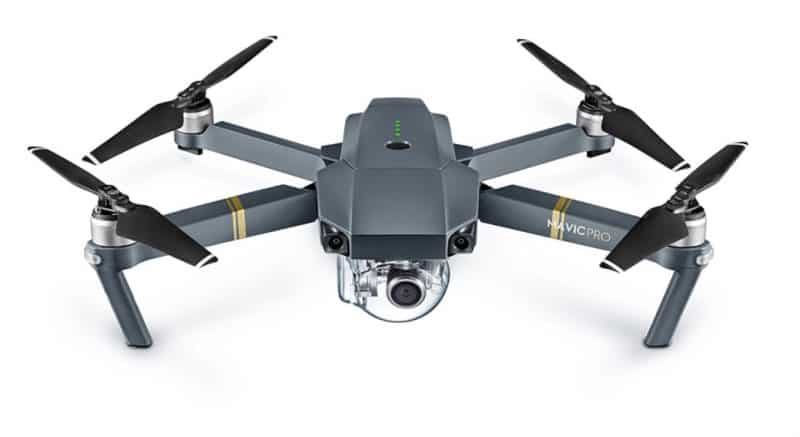 DJI Mavic Pro camera drone real estate drone