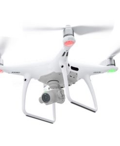 DJI Phantom 4 PRO drone camers- flying with directional beacons lit