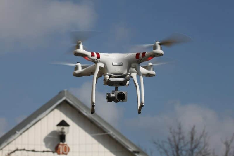 register with FAA when you buy a drone with camera