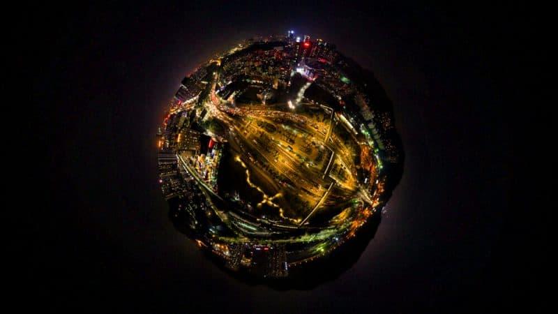 Sphere Pano Mode by DJI