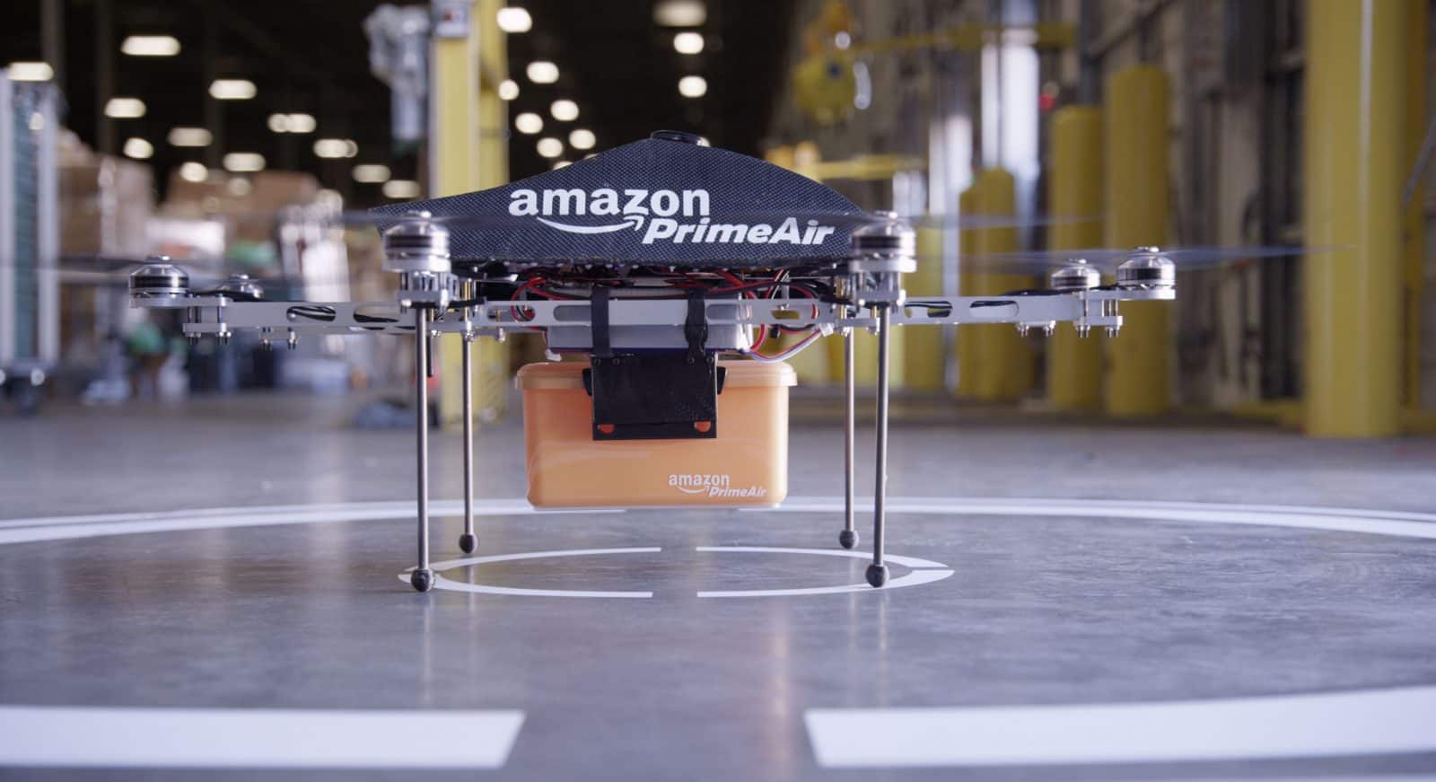 Prime Air, one of the promising new drone programs