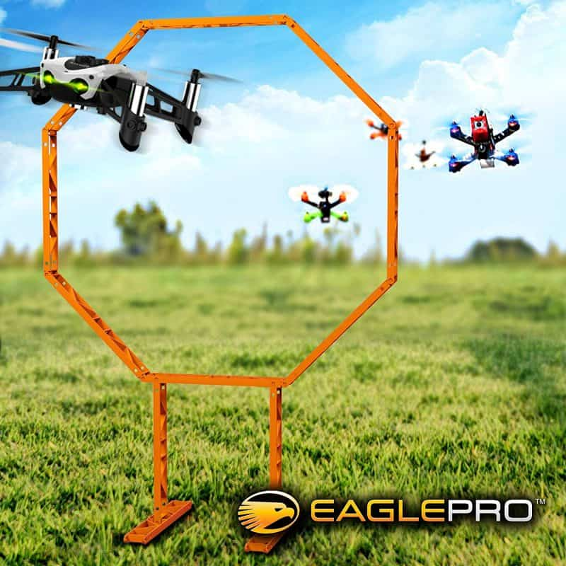 An Eagle Pro obstacle kit