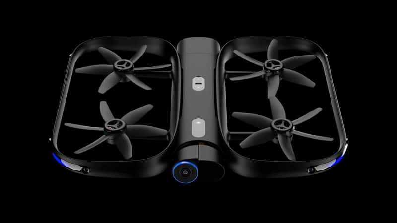 Skydio R1 self flying camera drone