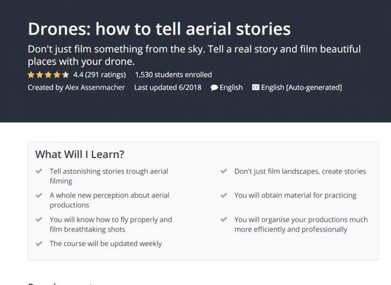The 5 Best Online Drone Courses on Udemy, Coursera and
