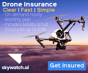 Skywatch.ai Drone Insurance on-demand